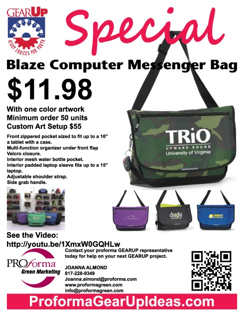 "Front zippered pocket sized to fit up to a 10"" a tablet with a case. Multi-function organizer under front flap."