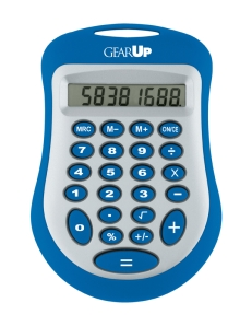 GEARUP Pocket Calculator